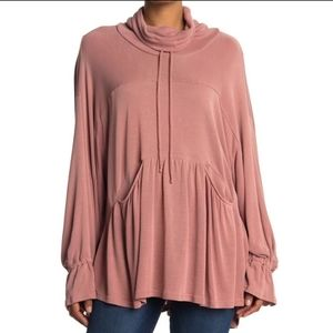 NWT Free People Movement Early Riser Sweater S